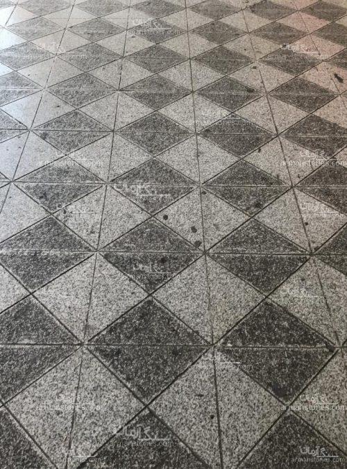 سنگ فرش گرانیت مروارید